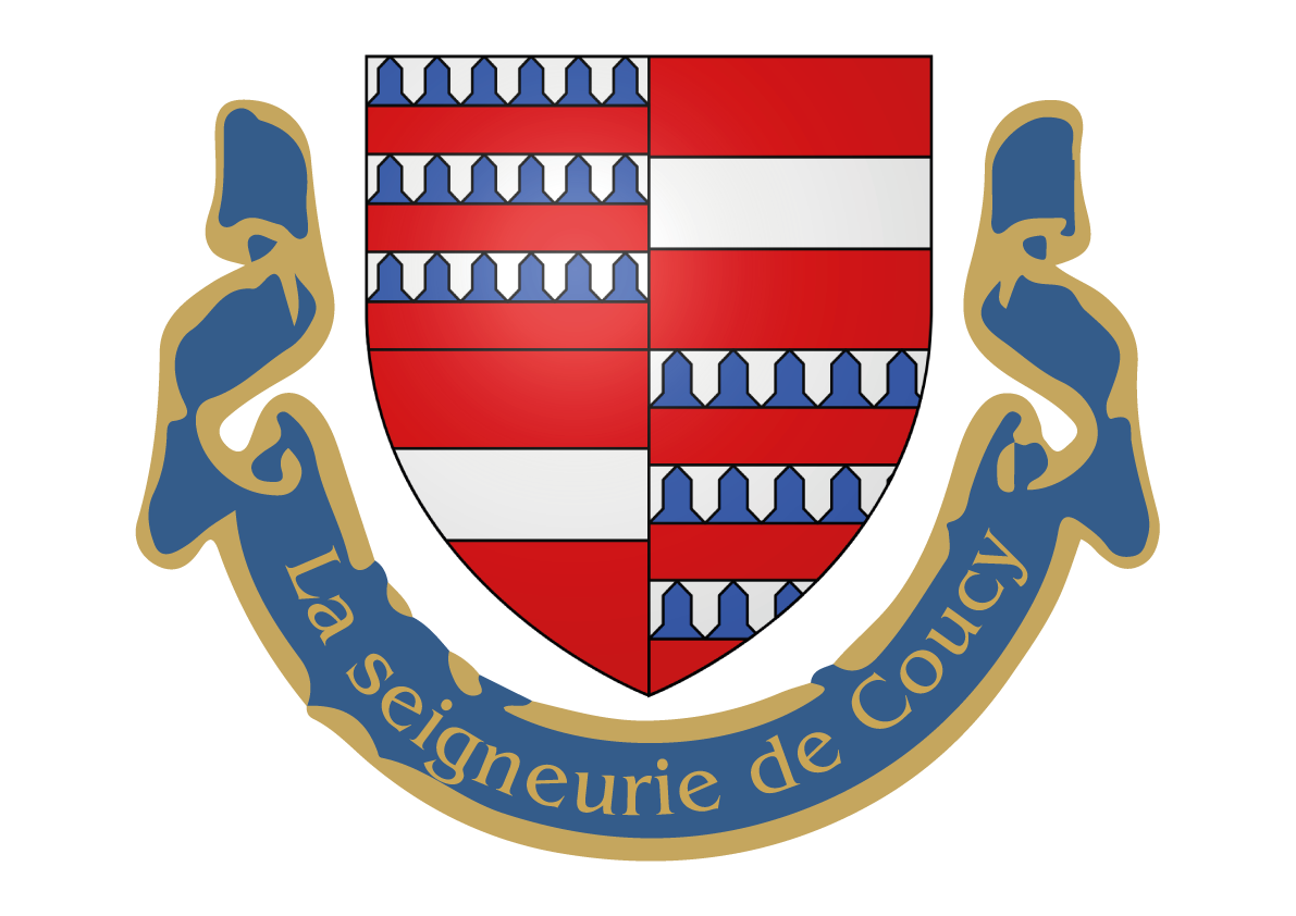 Logo Transparent Seigneurie de Coucy